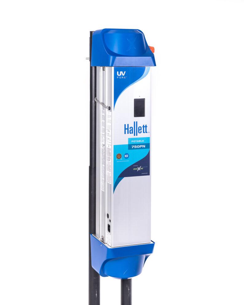 Hallett 750 Series Parts