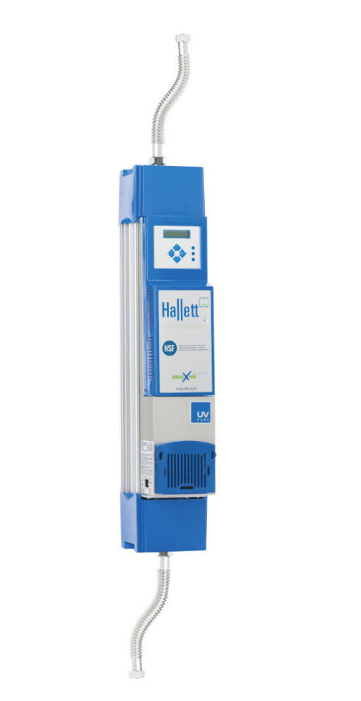 Hallett 15xs Parts